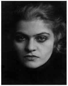 Alma Mahler. More