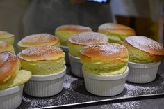 Pistachio Soufflés | La Cuisine Paris | Cooking School Paris