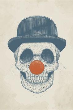 Poster - Dead Clown