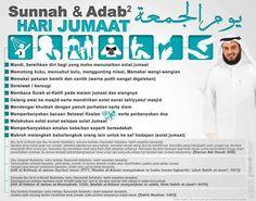 Sunnah & Adab2 Hari Jumaat