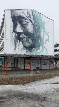 forrás: United Street Art of Greenland Mentés Street Art