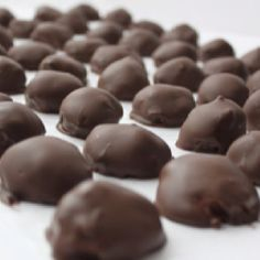 Maple walnut chocolates - those that know me know I would eat these all up!