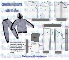 DIY Fashion Ideas – What you Need to be Creative – Designer Fashion Tips Sewing Coat, Sewing Pants, Sewing Clothes, Diy Clothes, Mens Sewing Patterns, Clothing Patterns, Sewing Tutorials, Hoodie Pattern, Jacket Pattern