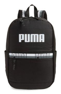 Black Backpack, Backpack Bags, Black Puma, Puma Mens, Pumas, Backpacks,  Backpack, Backpacking, Satchel 263999a179