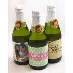 Small Bottles Of Sparkling Cider Mini