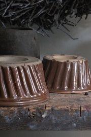 Oude puddingvorm nr 1