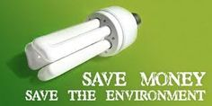 save money, go green, save the environment Energy Conservation, Energy Efficiency, Save Energy, Saving Money, Environment, Green, Save My Money, Money Savers, Frugal