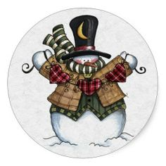 yasminx sewing ideas: decoupage prints for kitchen (mutfak için dekupaj resimleri) Snowman Clipart, Christmas Clipart, Christmas Printables, Christmas Pictures, Christmas Snowman, Christmas Crafts, Christmas Ornaments, Christmas Stickers, Frosty The Snowmen
