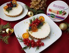 Aperitive rapide cu cascaval si mascarpone - Bucataresele Vesele Panna Cotta, Cheesecake, Sweets, Ethnic Recipes, Food, Pies, Mascarpone, Dulce De Leche, Gummi Candy