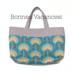 Cute handmade bag
