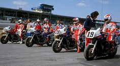 The Interceptor race, I just like this photo.  Courtesy of Vintage Factory