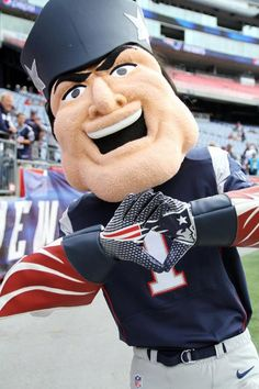Would love this job for just ONE game!  Go Pats....