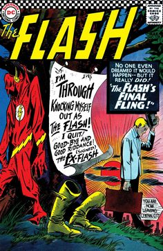 A cover gallery for the comic book The Flash Flash Comic Book, Dc Comic Books, Vintage Comic Books, Vintage Comics, Comic Book Covers, Comic Art, Flash Comics, Marvel Dc Comics, Nostalgia