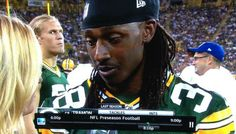 Clay Matthews Photobomb