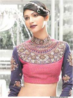 Top 12 Blouse Designs for Wedding | Designer Blouses, Wedding Sarees
