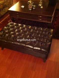 Engin siyah #deri klasik #puf koltuk 2014 model 1020 kaplanacak modelin fotoğrafını gönderin fiyatlandıralım