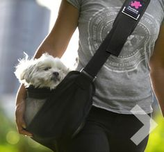 Pet Slings - My Shadow Dog Pty Ltd