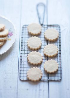 I biscotti al burro di zia Jane