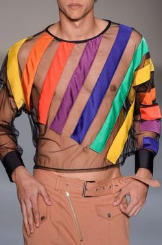 Queer Fashion, Androgynous Fashion, Bold Fashion, Unisex Fashion, Fashion Week, Mens Fashion, Fashion Outfits, Unisex Clothes, Unisex Outfits