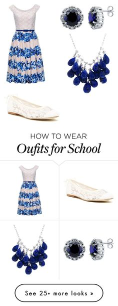 """School dress up!"" by mariahjimenez0603 on Polyvore featuring Soludos, BERRICLE, women's clothing, women, female, woman, misses and juniors"