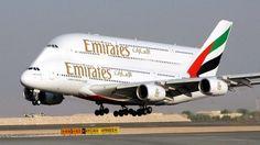 Maiores aviões comerciais ✱Airbus A380 vs Boeing 747 777 ✱ Grandes Aeron...