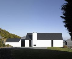 House at Goleen in Ireland by Mclaughlin Architects