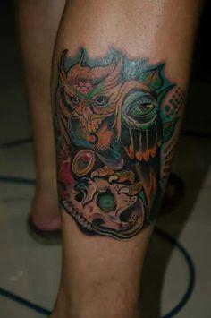 Bhoying baetiong tattoo