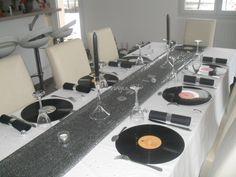 Idées décoration pour un mariage sur le thème de la musique