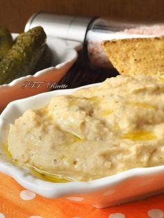 Italian Snacks, Best Italian Recipes, Favorite Recipes, Vegetarian Cooking, Vegetarian Recipes, Healthy Recipes, Mousse, Healthy Snacks, Healthy Eating