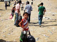 Esta semana se ha registrado un hito histórico vergonzoso: 1 millón de niños de Siria refugiados debido a la guerra, 1 millón de niños a los que le han robado la infancia. Hoy decimos ¡Basta! Comparte la foto.