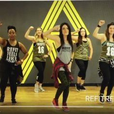 It's #youtubetuesday and you can find another fun #dancefitness video on our #YouTubeChannel (link in profile). Check it out and have FUN with Gold by #kiira