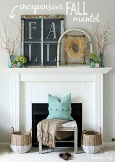Lovely teal touches