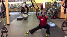 TRX Circuit for Hips, Thighs and Abs at 24 Hour Fitness