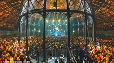 roundhouse theatre entrance - Google Search