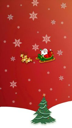 Xmas Background Wallpaper iphone or Android