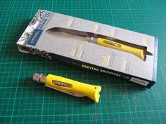 A new modern traditional from Opinel - The No. 09 DIY Knife (aka. Couteau Bricolage) - Page 2