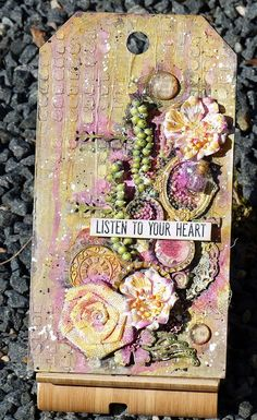 jehkotar: DT Words & Paintery April