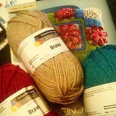 Si parte! #crochet #doityourself #uncinettofashion #fabbricentauria #diy #manustyle