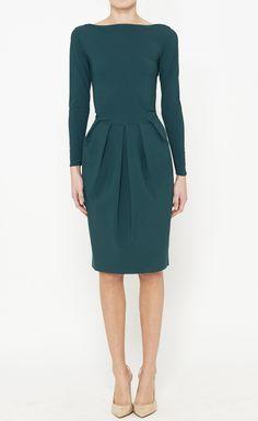 Le Petite Robe di Chiara Boni Green Dress