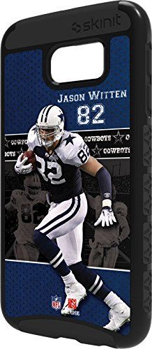 Autographs-original Cheap Sale New Jason Witten Dallas Cowboys Glass And Mirror Football Display Case Uv Moderate Cost