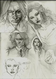 Rumbelle sketches by Patatat.deviantart.com on @deviantART