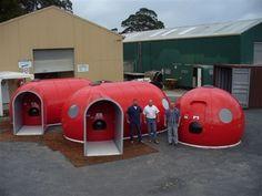 Icewall One: Igloo Satellite Cabin