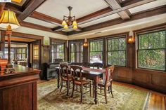 Off-the-charts gorgeous 1915 Craftsman with amazing original architectural details.
