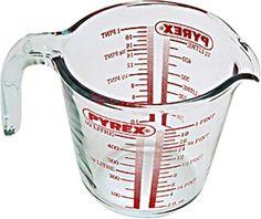 BARGAIN Pyrex Glass Measuring Jug, 0.5L JUST £1.50 At Amazon - Gratisfaction UK Flash Bargains #flashbargains #gratkitchen