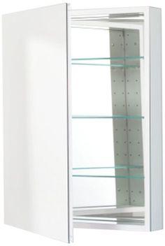Robern CB-PLM2430W  Pl-Series Flat Mirror Medicine Cabinet, White Robern http://www.amazon.com/dp/B000TF3GF2/ref=cm_sw_r_pi_dp_PiTtvb09YMCBR