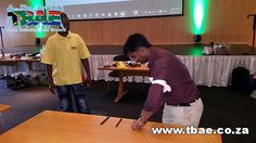 Old Mutual Minute To Win It Team Building Cape Town #MinuteToWinIt #TBAE #TeamBuilding #OldMutual