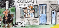caricature bretonne de Nono