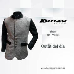 Dale un estilo elegante a tu #look de hoy, combínalos con jeans o dril y ten un outfit #KenzoJeans Conoce más en www.kenzojeans.com.co