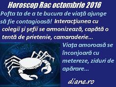 Rac octombrie 2016 Memes, Astrology, Meme