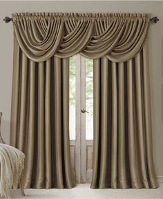 Elrene All Seasons Blackout Window Panel Collection - Window Treatments - For The Home - Macy's
